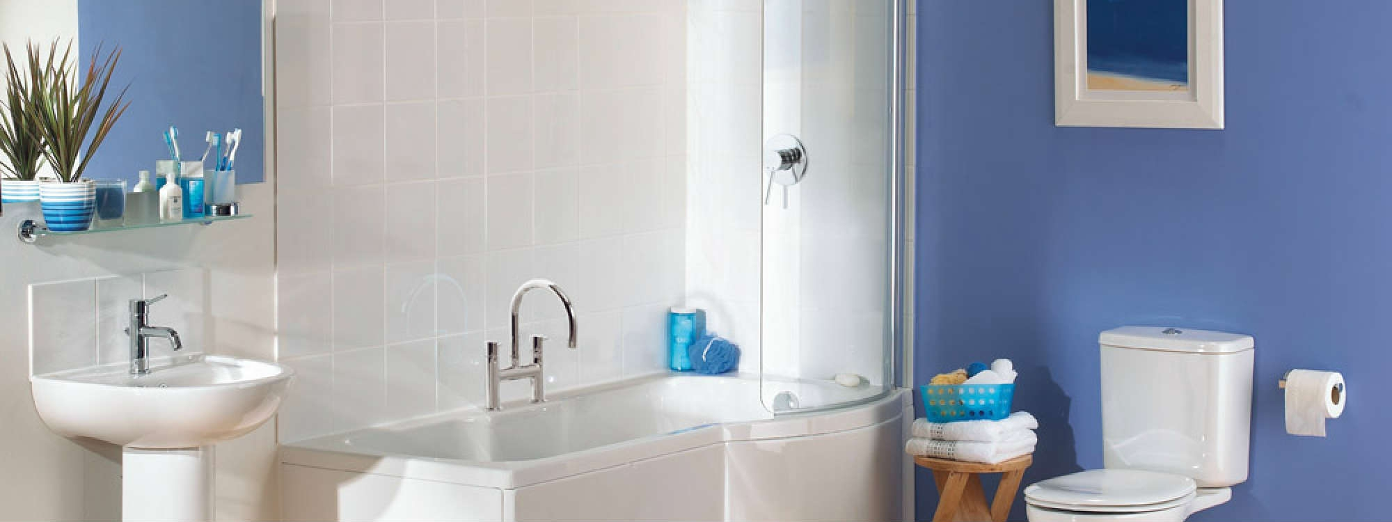 Functional family bathroom designs at more bathrooms leeds for Bathroom design leeds