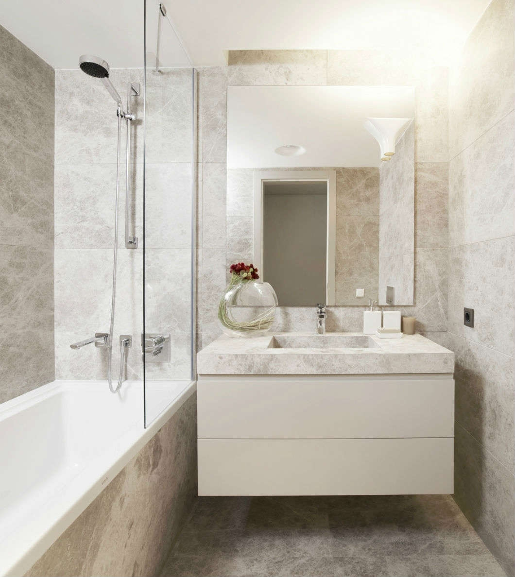 Modern contemporary bathrooms at more bathrooms leeds for Bathroom design leeds