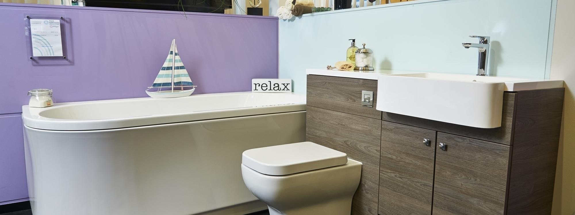 Visit More Bathrooms Showroom Leeds West Yorkshire
