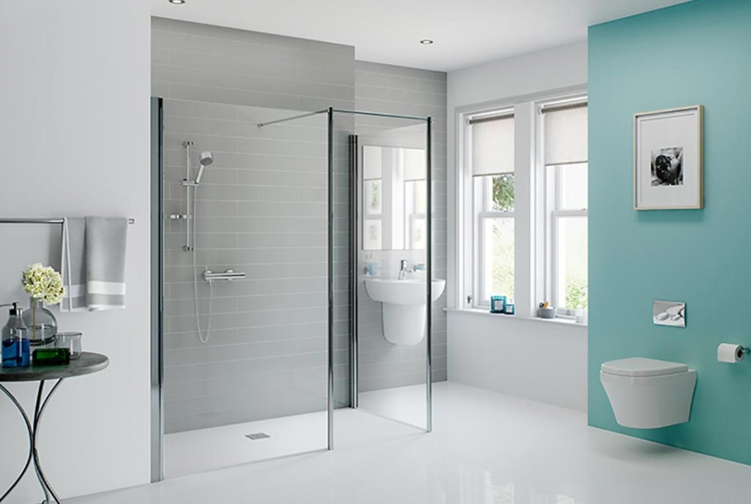 Stylish Wet Room Designs At More Bathrooms Leeds